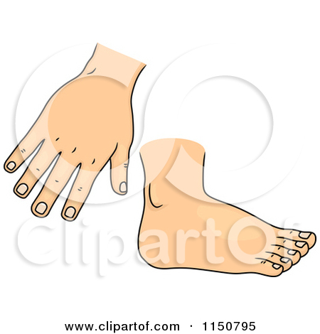 Feet clipart mouth Clipart Feet Download Feet Hands