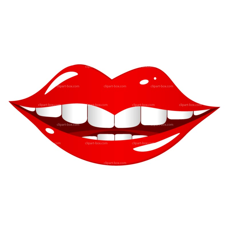 Feet clipart mouth CLIPART MOUTH clip art lip