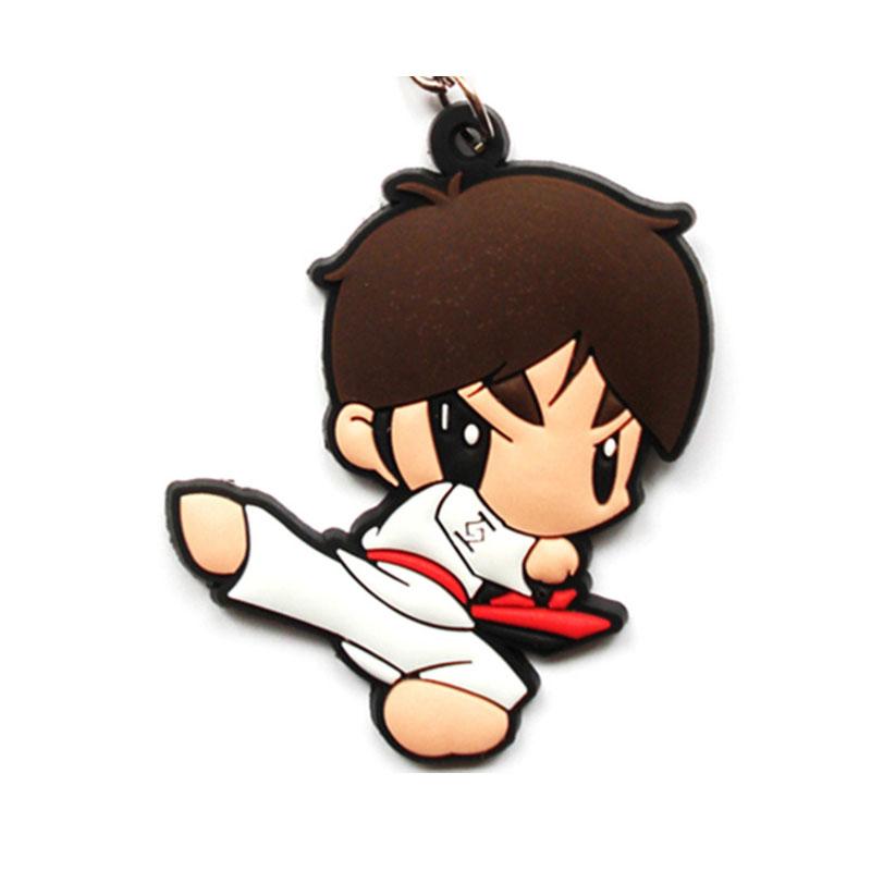 Feet clipart olahraga China Olahraga Taekwondo KeyChain lots