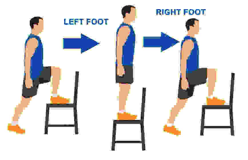 Feet clipart olahraga Dengan Menit Latihan  Latihan