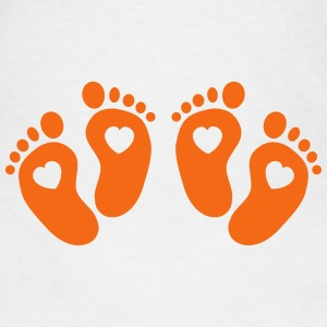 Feet clipart orange baby Baby Shop Long Long Sleeve