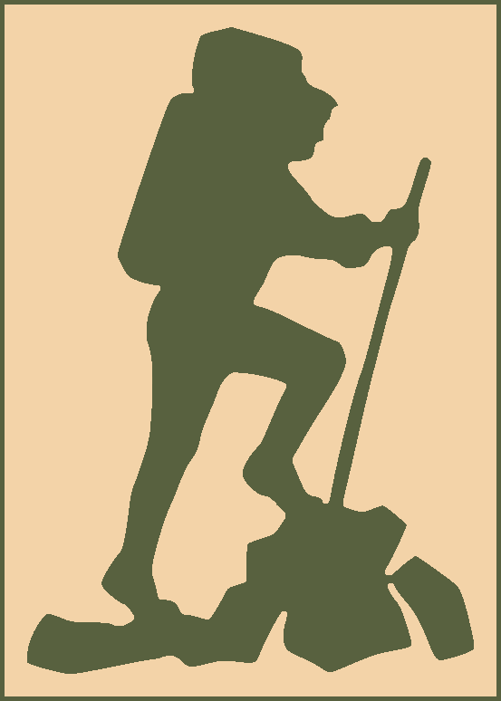 Hiking clipart memory loss Trail Muir Hiking Pace &
