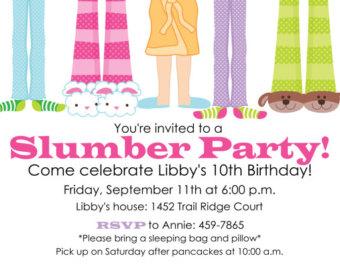 Feet clipart pajama Invitation Footed Etsy pajamas Pajama