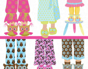 Feet clipart pajama Com Jammies collection clipart Pajama