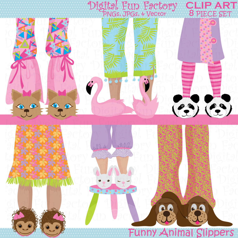 Feet clipart pajama Feet Cliparts Zone Cliparts Pajama