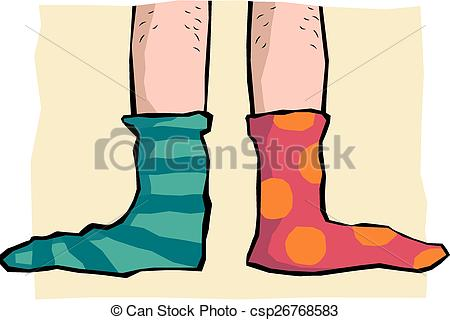 Feet clipart sock Of images  clip of