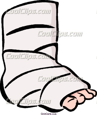 Feet clipart sprained ankle Free ankle%20clipart Clipart Ankle Images