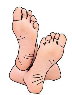 Feet clipart stuff  Bare Feet Feet 19