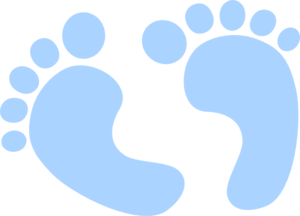Feet clipart stuff Baby Feet Savoronmorehead online Clip