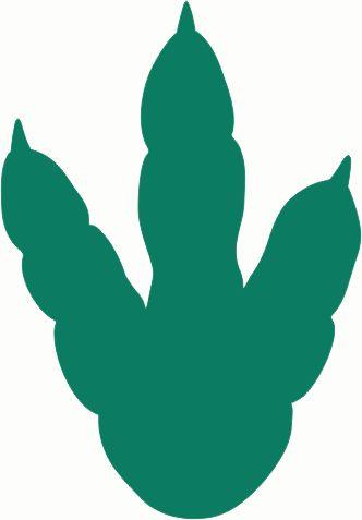 Brachiosaurus clipart dinosaur footprint Dinosaur Footprint 20+ ideas template