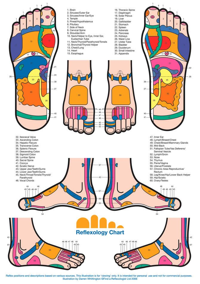 Feet clipart thyroid Pinterest HEALTH reflexology 410 THYROID