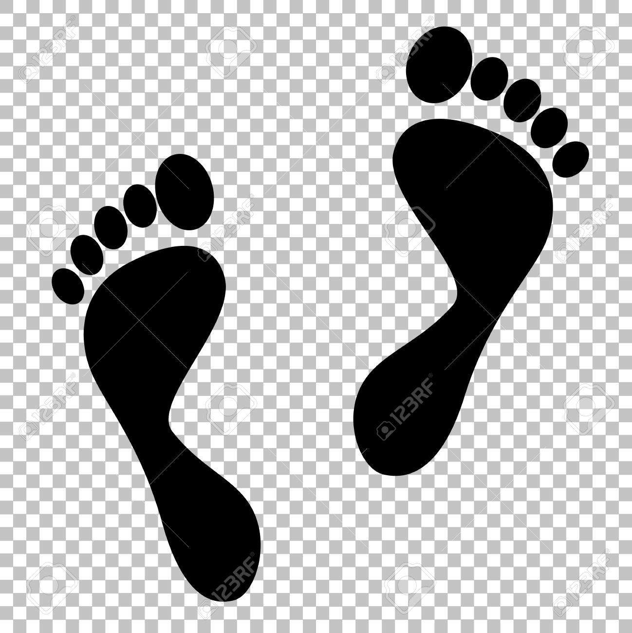 Feet clipart transparent #6552 Clipart No Clipartwork Foot