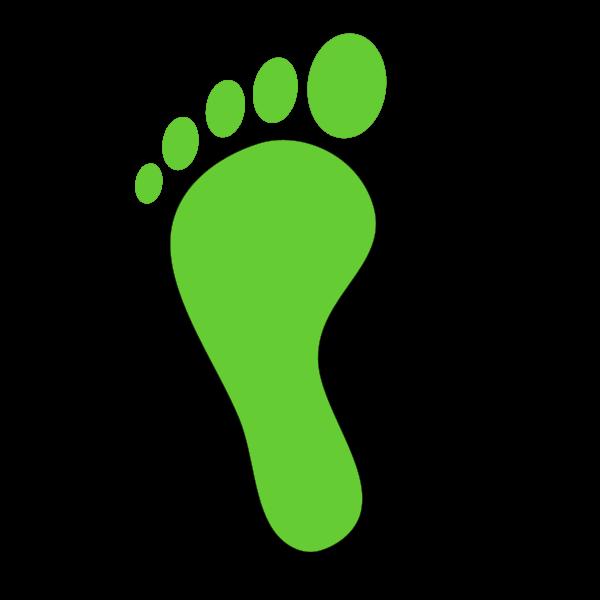 Color clipart foot #17811 Clipart Clipart Foot Feet