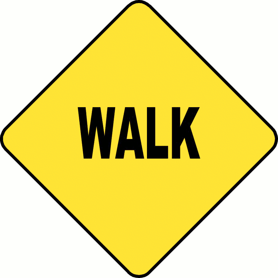 Hiking clipart walking group #4