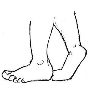 Legs clipart walking foot Clip art Clip collection feet
