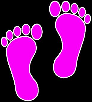 Legs clipart walking foot Clip walking Foot art image