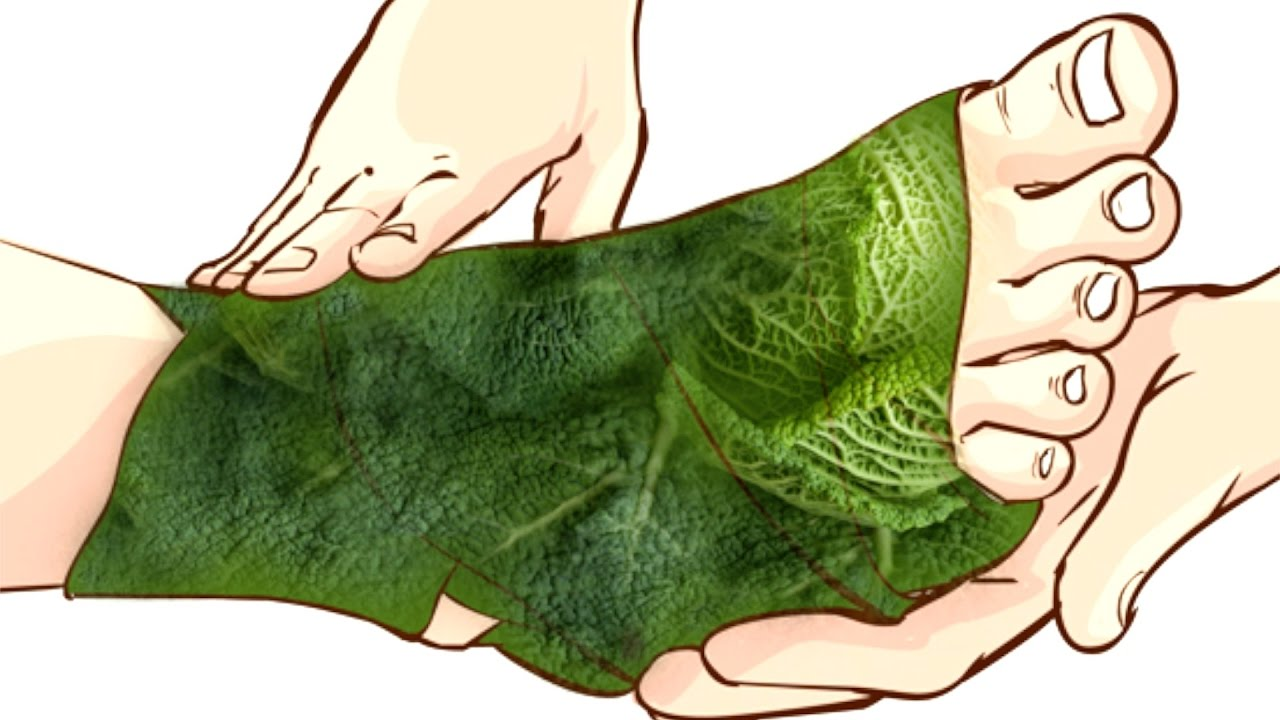 Feet clipart wrapped WRAPPED WRAPPED LEAVES SHE HER
