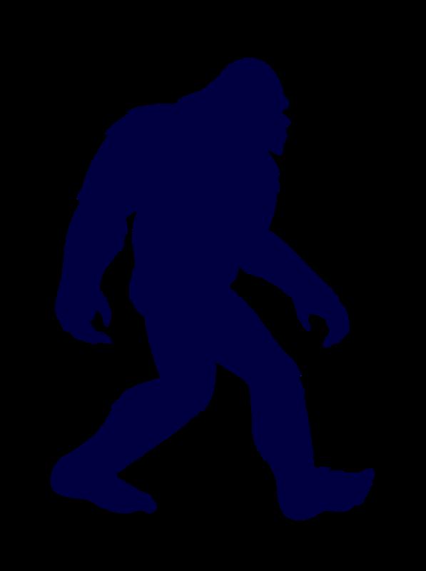 Shadows clipart gorilla Art Big vector at