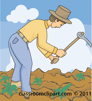 Feilds clipart agriculture field #7