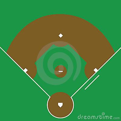 Feilds clipart cartoon For  Art Baseball Art