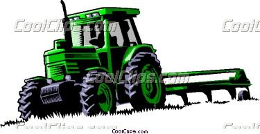 Feilds clipart farm machinery #5