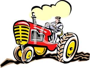 Feilds clipart farm machinery #4