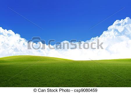Feilds clipart green field Clipart Green  Field