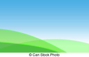 Feilds clipart green field Fields green  rural Illustrations