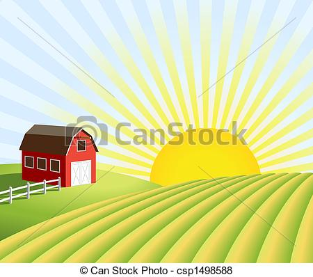 Feilds clipart illustration Field Farm Clipart Farm Download