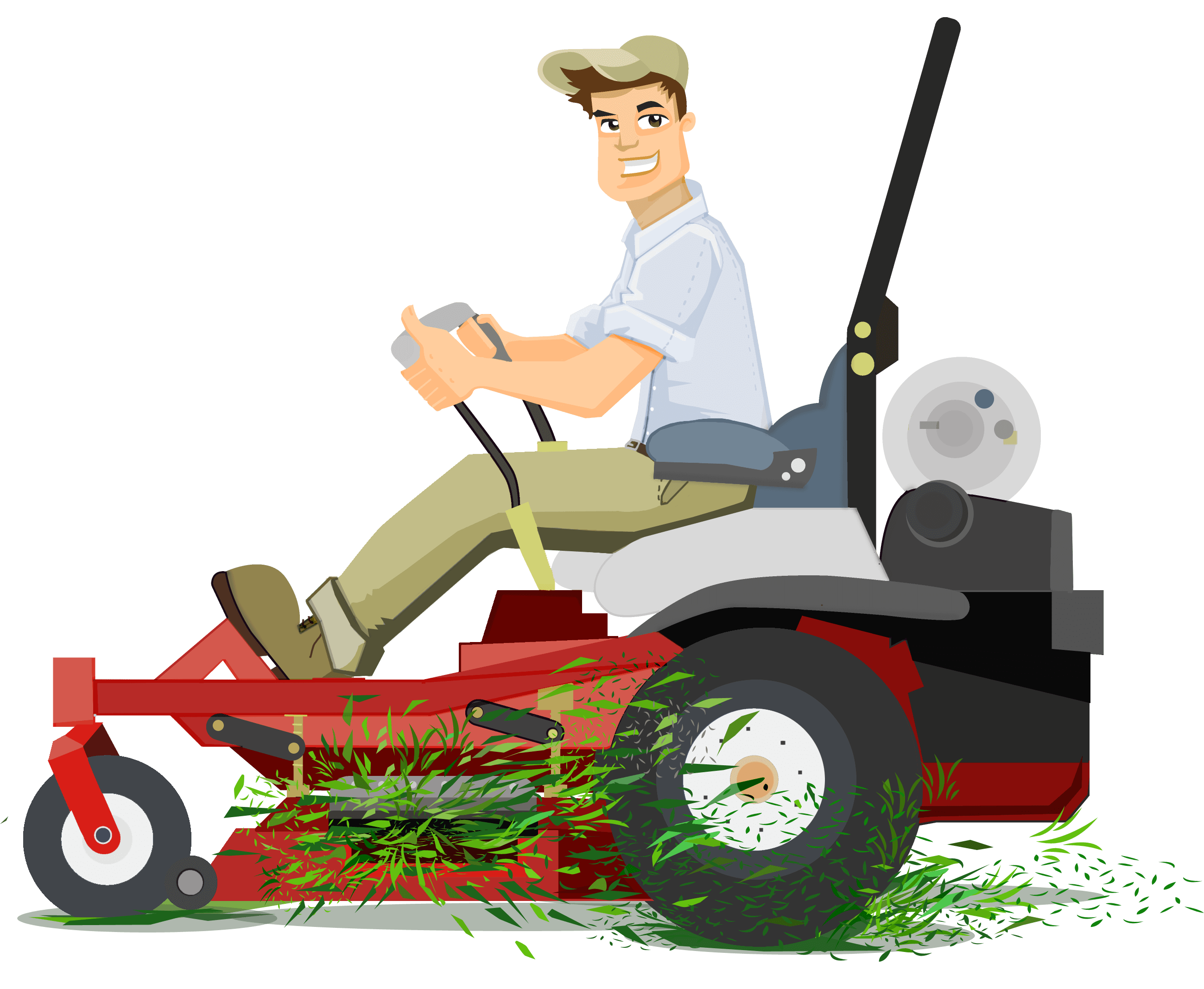 Grass clipart lawn care service #6