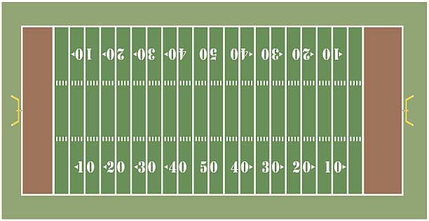 Feilds clipart yard Clipart Football clipart field Football