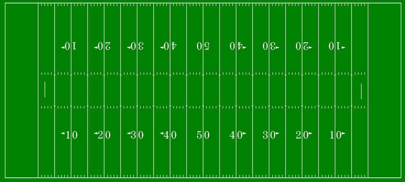 Football clipart printable  clip field on art