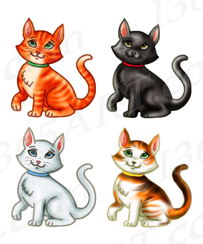 Feline clipart Images Clipart Clipart Cat Free