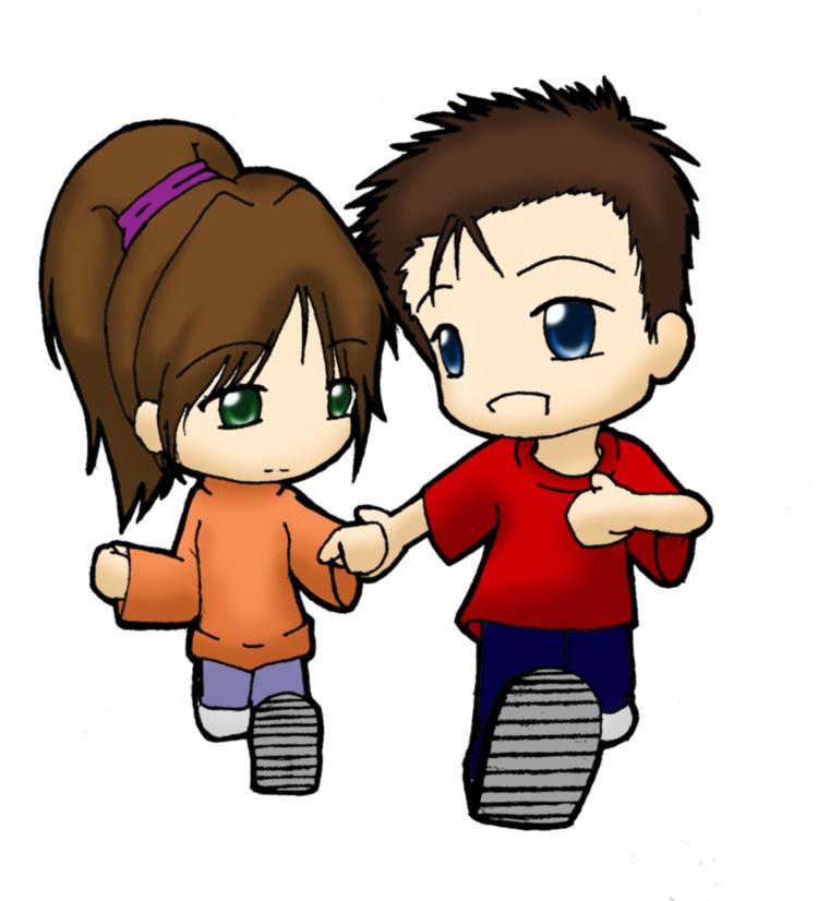 Anime clipart cute 17828code Free Cartoon Art png