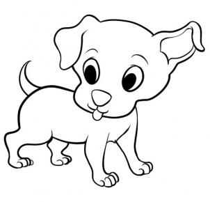 Pets clipart easy dog #3
