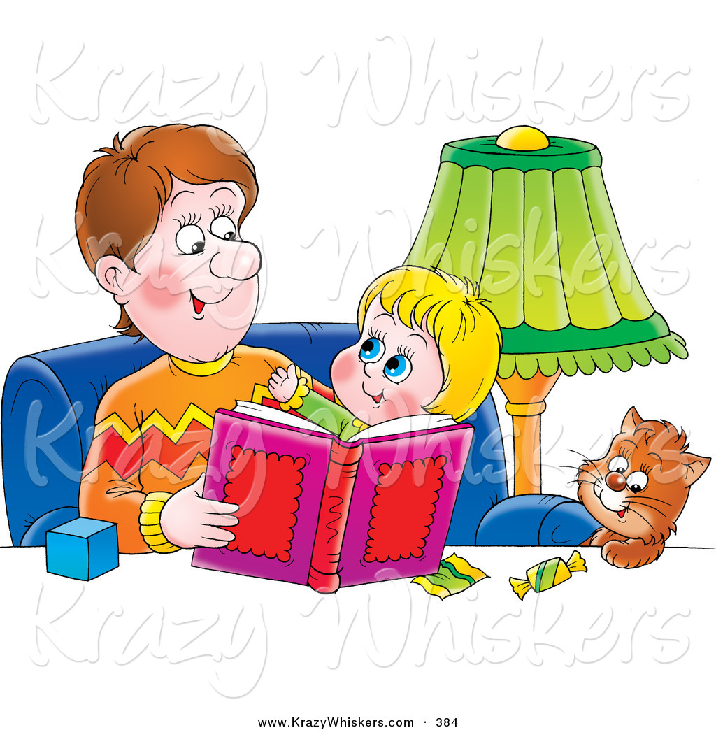 Book clipart his A His Animal and Cat