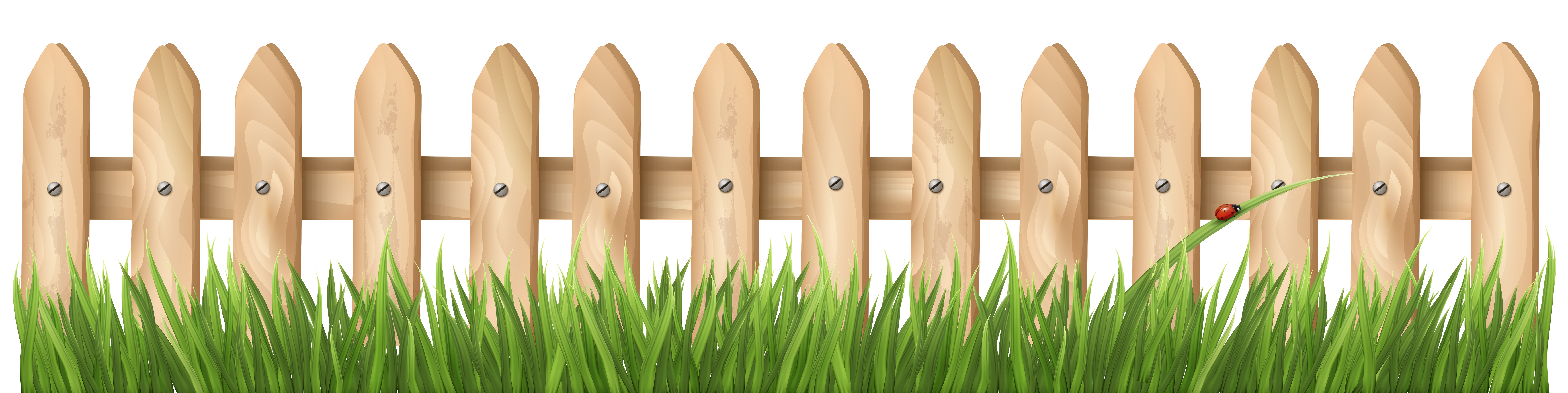 Fence clipart #13