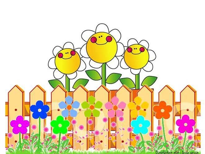 Wildflower clipart fence Flowers Clip Basheera FLOWER Stock
