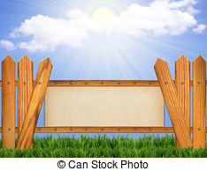 Background clipart fence Fence Fence and and Fence