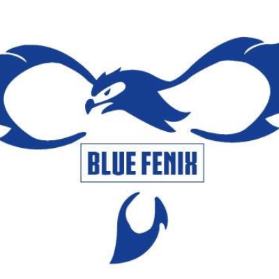Fenix clipart blue Fenix Fenix Games CrossFit Blue