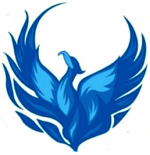 Fenix clipart blue Rising pictures Google rising Ideas