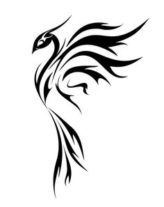 Fenix clipart celtic knot Pinterest  celtic Phoenix knots
