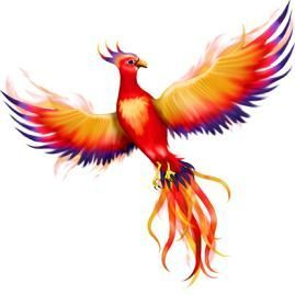 Fenix clipart coat arm On Tattoo Tribal Best Bird