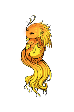 Fenix clipart cute baby Phoenix! phoenix! Ink a and