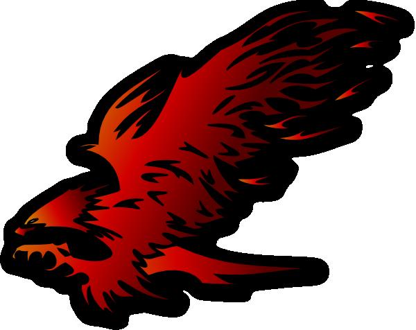 Fenix clipart hawk wing Clker this as: Art free