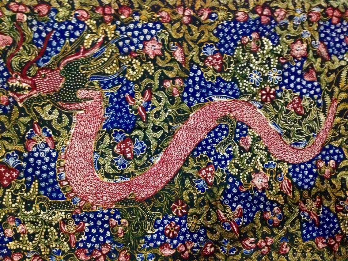 Fenix clipart motif batik Phoenix Bangbiron BATIK by Sigit