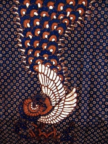 Fenix clipart motif batik Batik kain batik kain batik