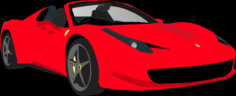 Vehicle clipart ferrari F458 Ferrari f458 Spider Ferrari