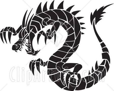 Ferocious clipart Ferocious A Dragon to Ferocious