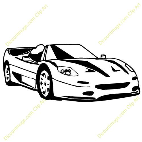 Ferarri clipart racing car – Download Art Clipart Art